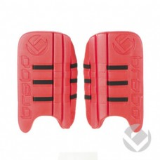 Brabo legguards formula 2 red