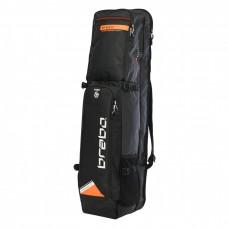 Brabo Stickbag Traditional Black/Orange