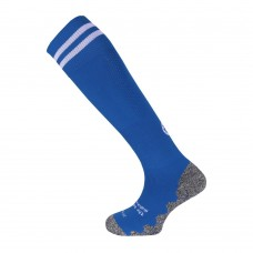 The Indian maharadja socks blue