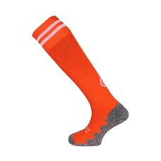 The Indian maharadja socks orange
