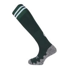 The Indian maharadja socks green