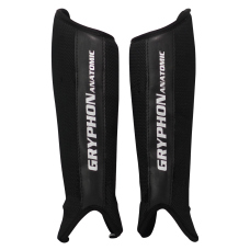 Gryphon shinguard Anatomic black