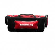 Goalie bag red