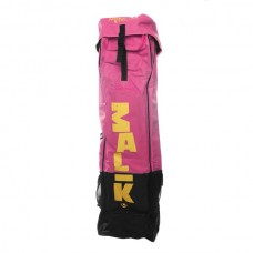 Malik Jumbo stick and kit bag pink