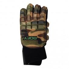 Glove indoor army