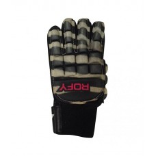 Glove indoor zebra
